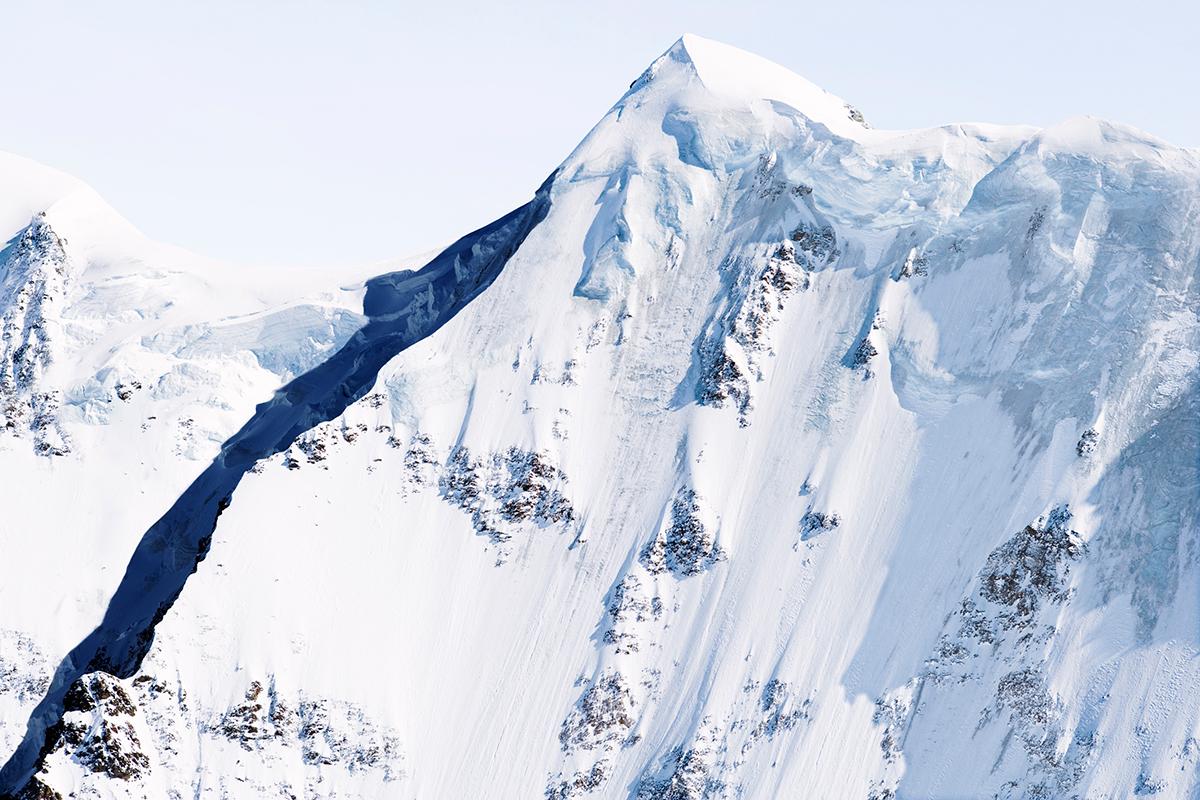 # 33 La montagne s'ombre,Alpes Bernoises, Berner Alpen, Switzerland, 2007