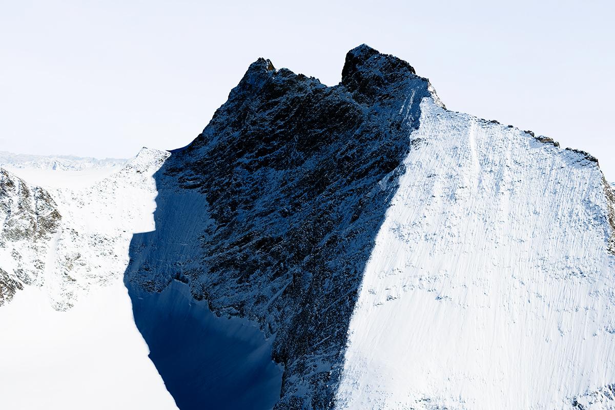 # 34 La montagne s'ombre,Alpes Bernoises, Berner Alpen, Switzerland, 2007