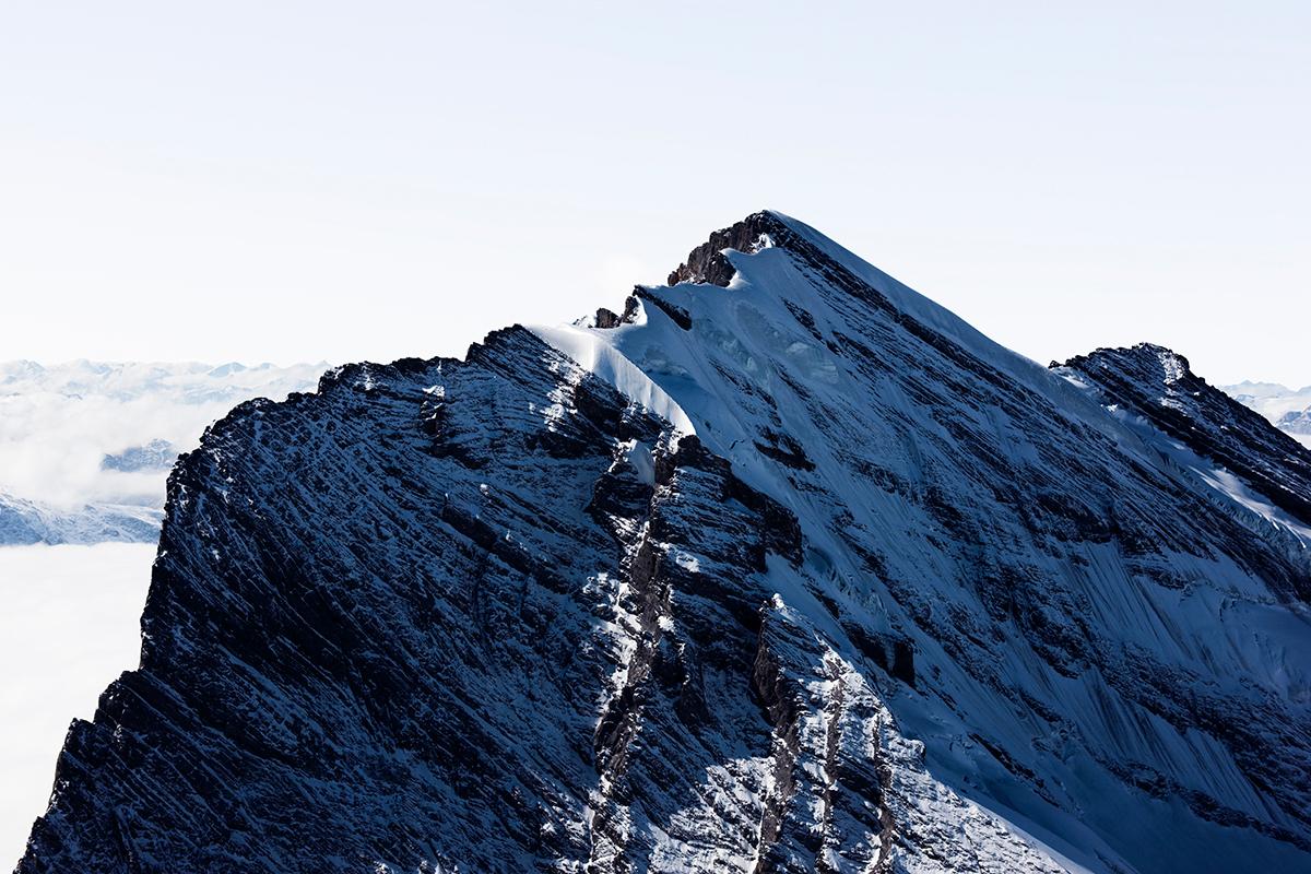 # 43 La montagne s'ombre,Alpes Bernoises, Berner Alpen, Switzerland, 2008