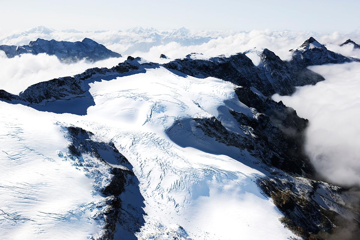 # 44 La montagne s'ombre,Alpes Bernoises, Berner Alpen, Switzerland, 2008