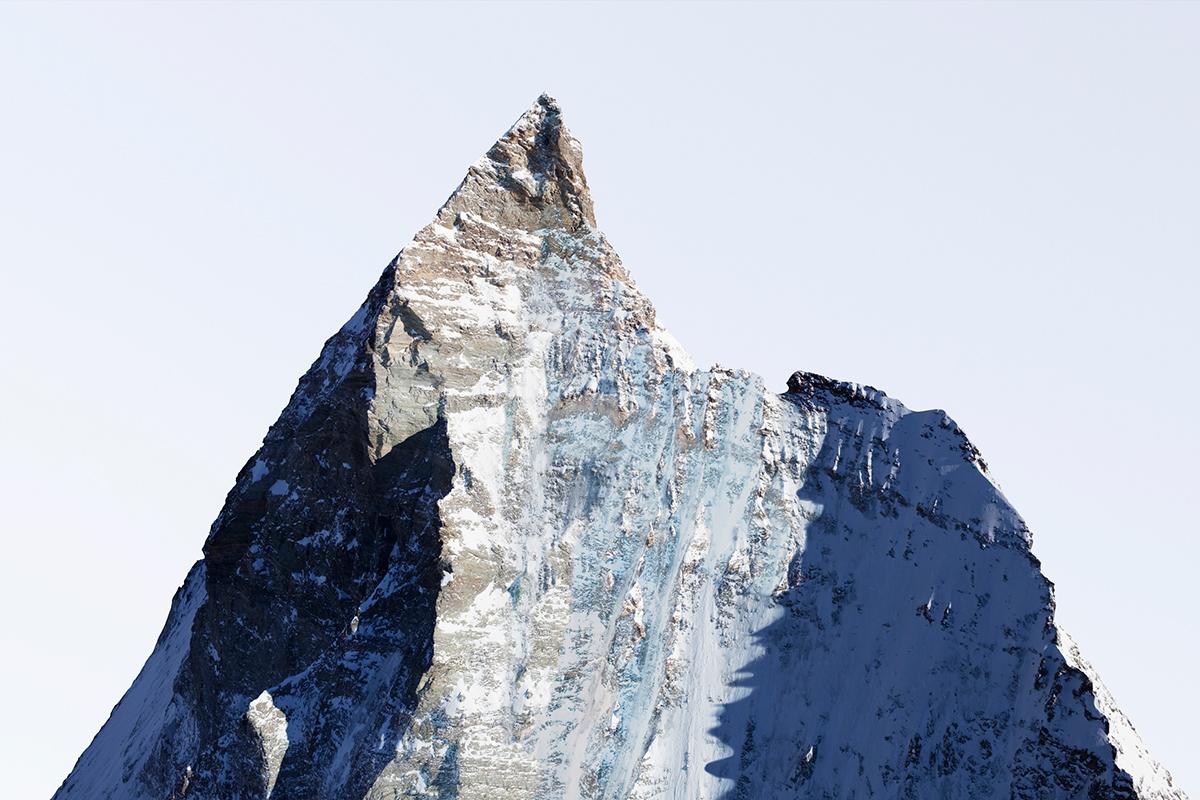 # 53 La montagne s'ombre,Matterhorn – Cervin, 2009