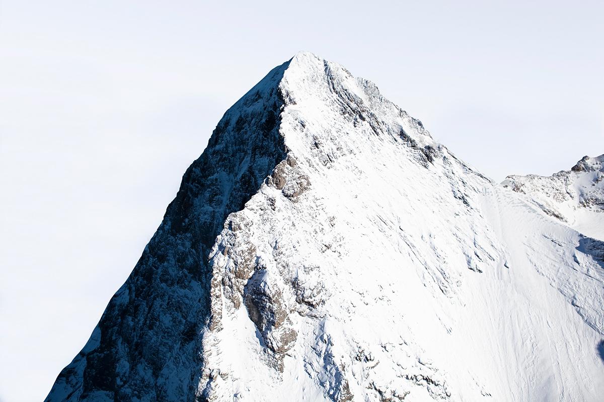 # 58 La montagne s'ombre,Eiger , 2011