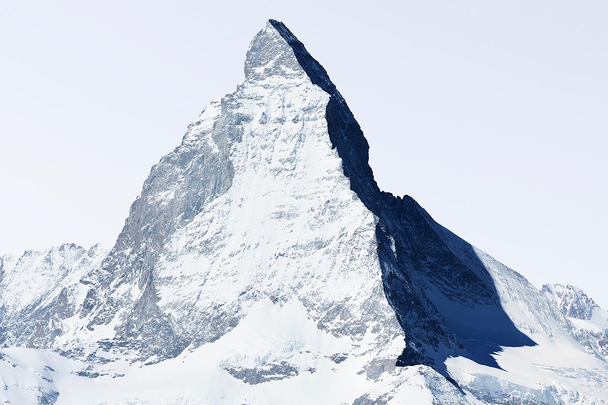 # 63 La montagne s'ombre,Matterhorn – Cervin, 2013