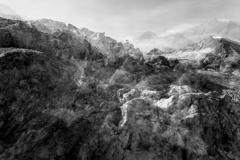 #227 Les Glaciers, Glacier de Moiry