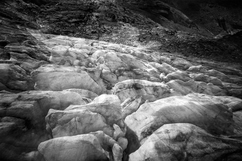 #34 Les Glaciers, Findelgletscher