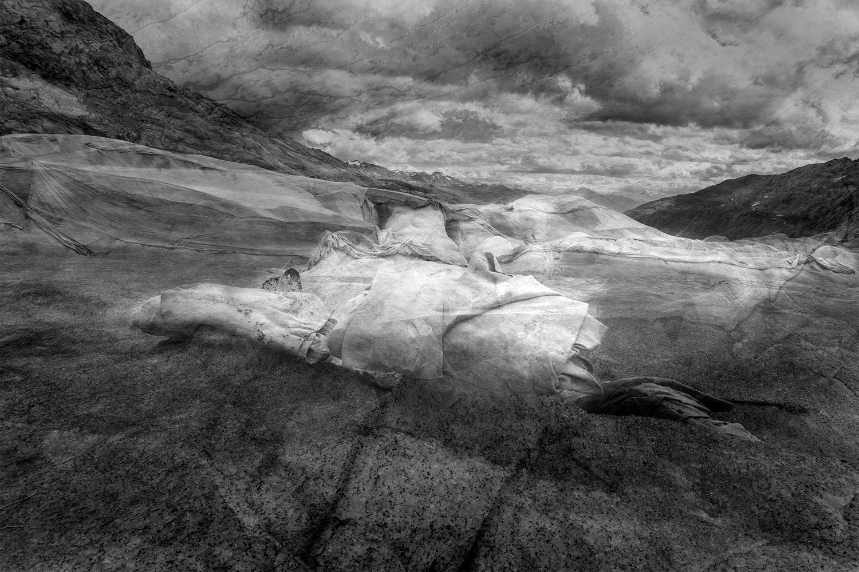 #97-2 Les Glaciers, Glacier du Rhône