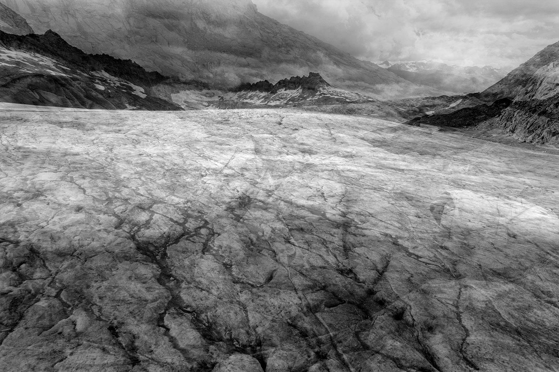 #97-4 Les Glaciers, Glacier du Rhône